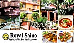 Royal Saino Restaurant & Bar Rediscovered
