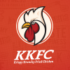 KKFC KRISPY KRUNCHY FRIED CHICKEN
