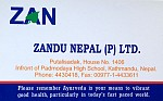 Zandu Nepal (Pvt.) Ltd.